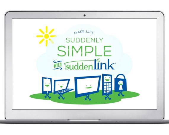 Suddenlink Online Animation